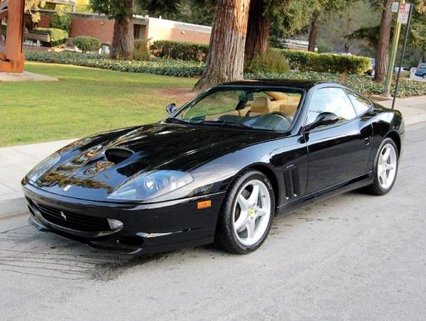 1999 Ferrari 550 Maranello Car Picture